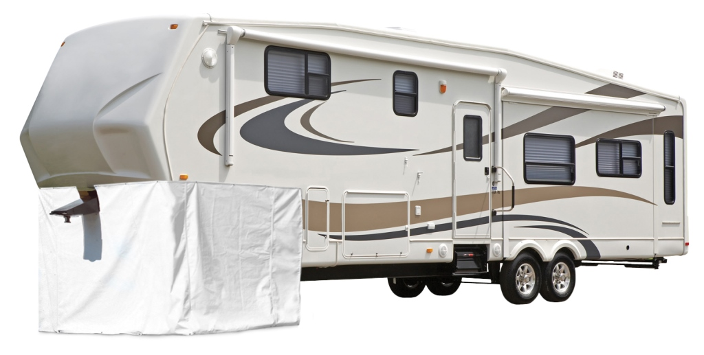 Adco 5th Wheel Storage Skirt Cover