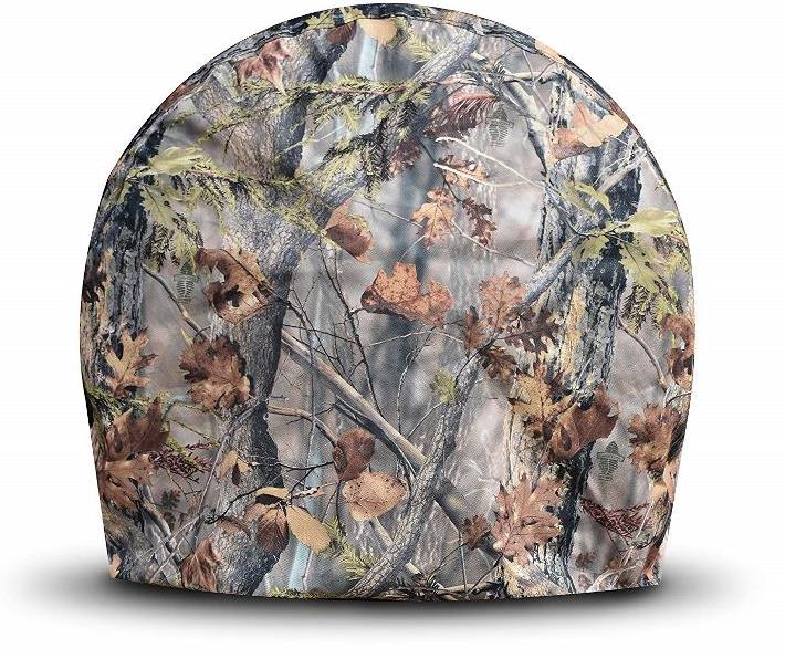 Adco Game Creek Oaks CamouflageTyre Gard