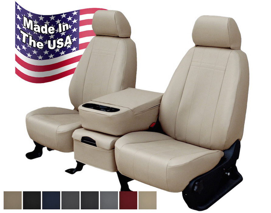 CalTrend I Can't Believe It's Not Leather Seat Covers
