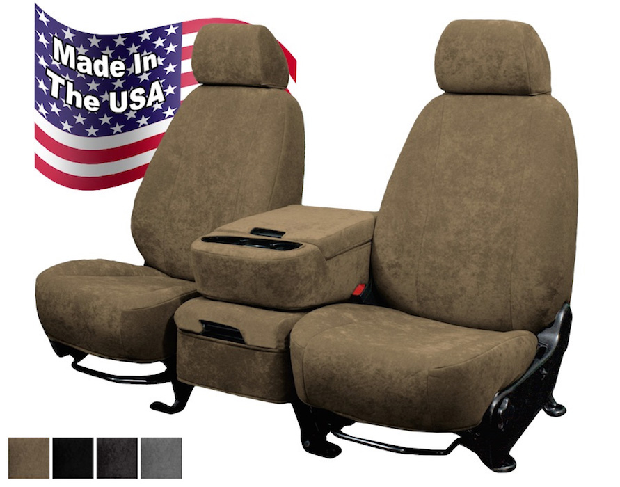 CalTrend Micro Suede Seat Covers