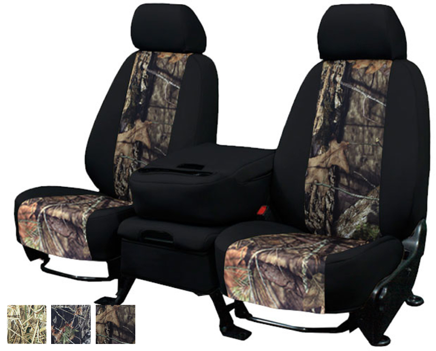CalTrend Mossy Oak Seat Covers