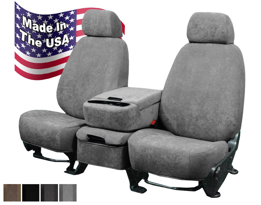 CalTrend Super Suede Seat Covers
