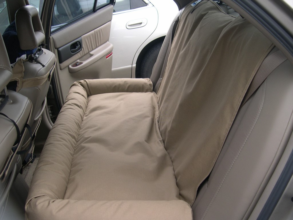 Canine Covers Dog Bed Back Seat