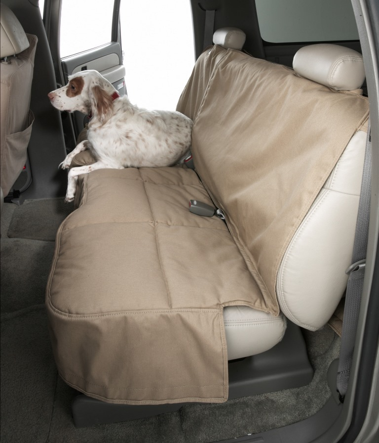 Canine Covers Custom Rear Dog Seat Protectors