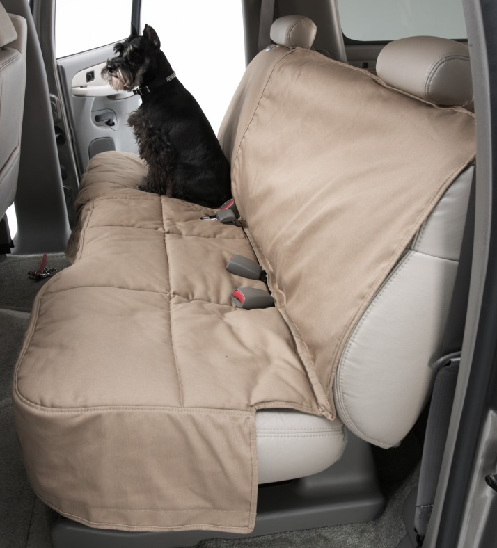 Canine Covers Custom Rear Pet Seat Protectors