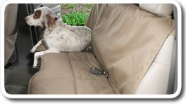 Canine Covers Dog Seat Protector