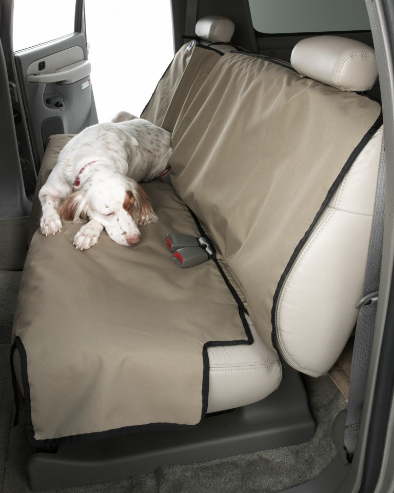 Econo Rear Dog Seat Cover Pet Protectors