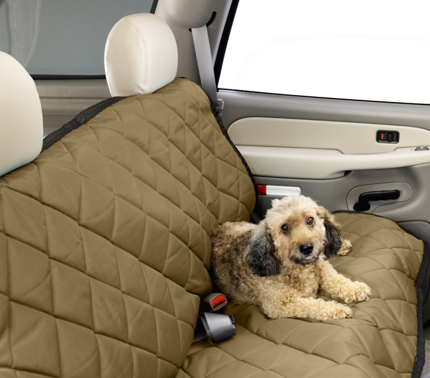 Canine Covers Bench Seats Pet Pads