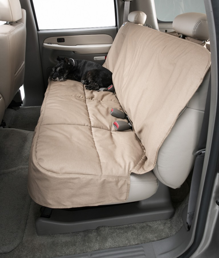 Canine Covers Semi Custom Rear Dog Seat Cover Protectors
