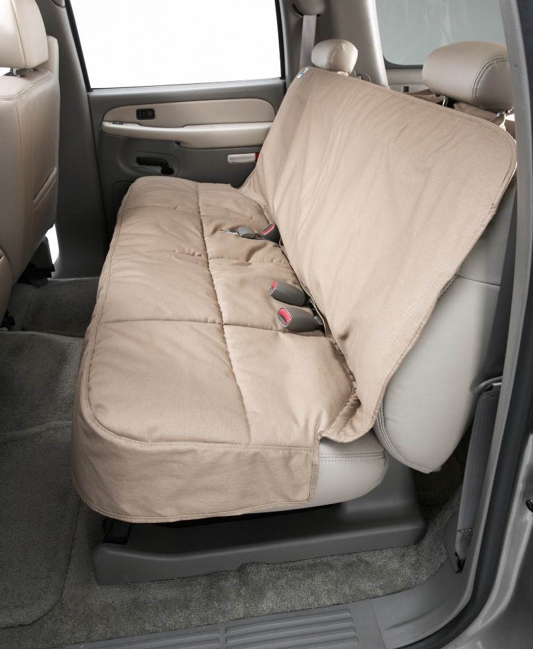 Semi Custom Rear Dog Seat Protector Covers