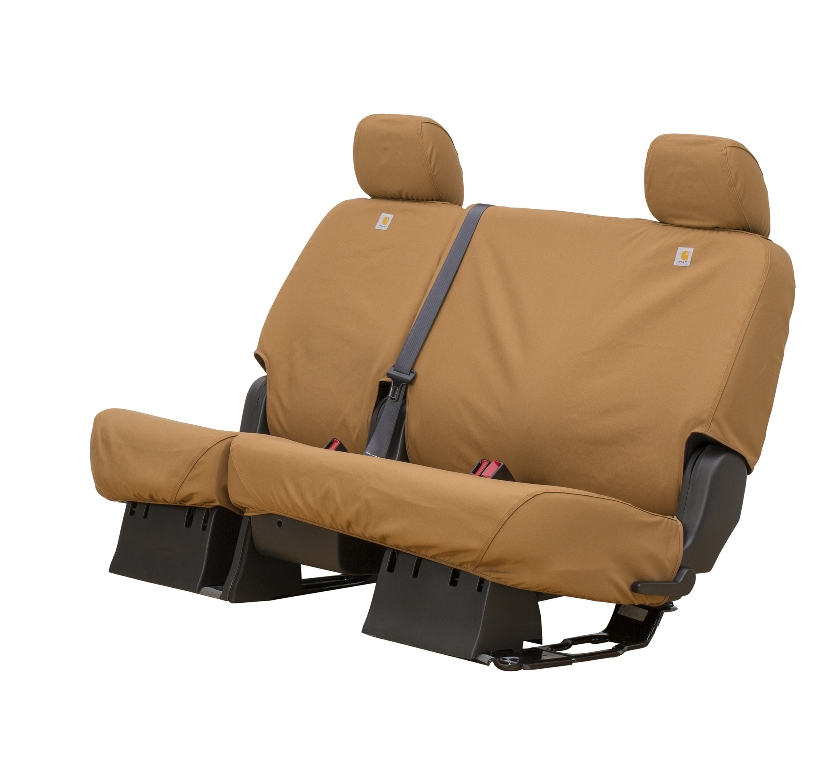 Carhartt Seat Covers - Brown SeatSaver - Car Cover USA