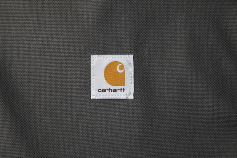 Carhartt Precision Fit Gravel Gray Seat Covers