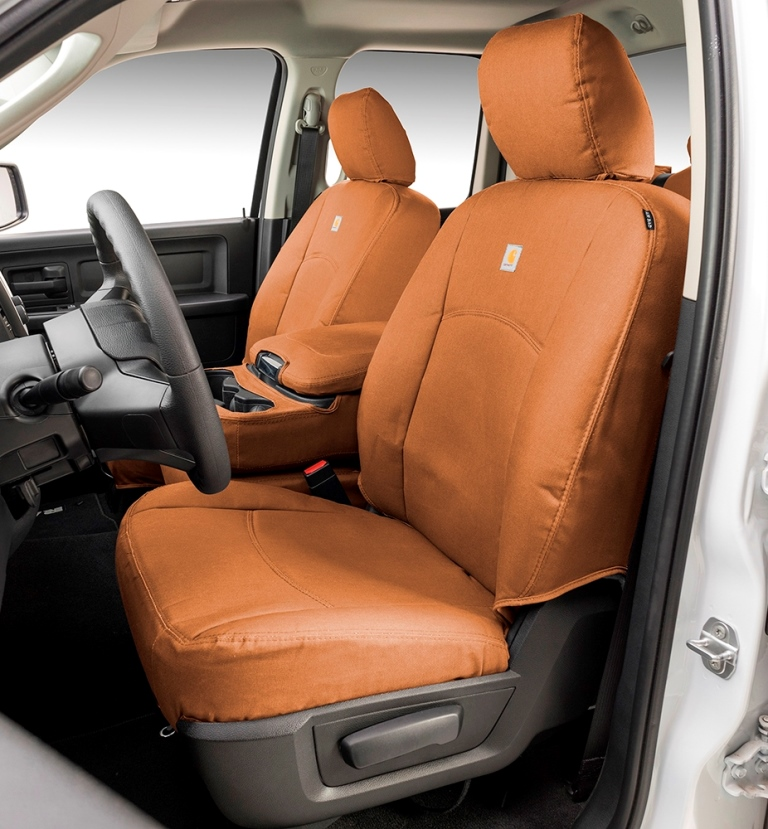 Carhartt Precision Fit Car And Truck Seat Covers By Covercraft Car Cover Usa