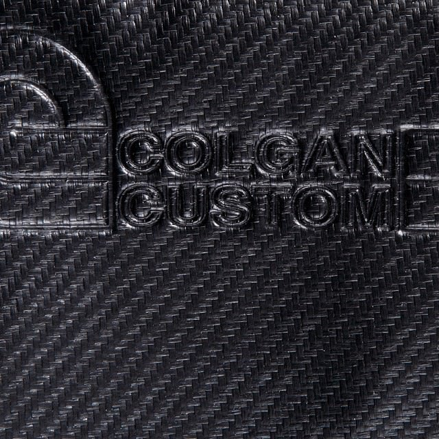 Colgan Car Bra Embossed Logo