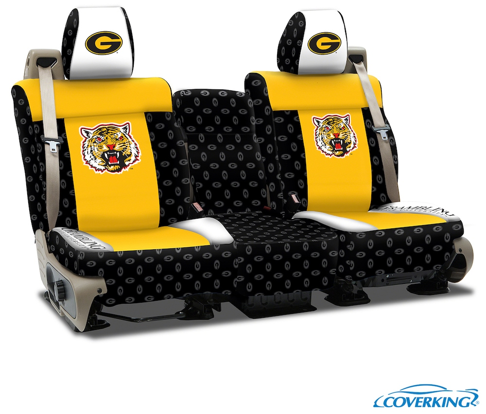Grambling College Seat Covers