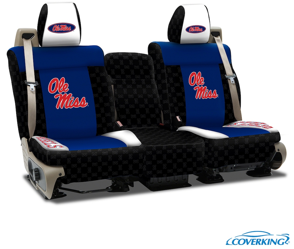 Mississippi College Seat Covers