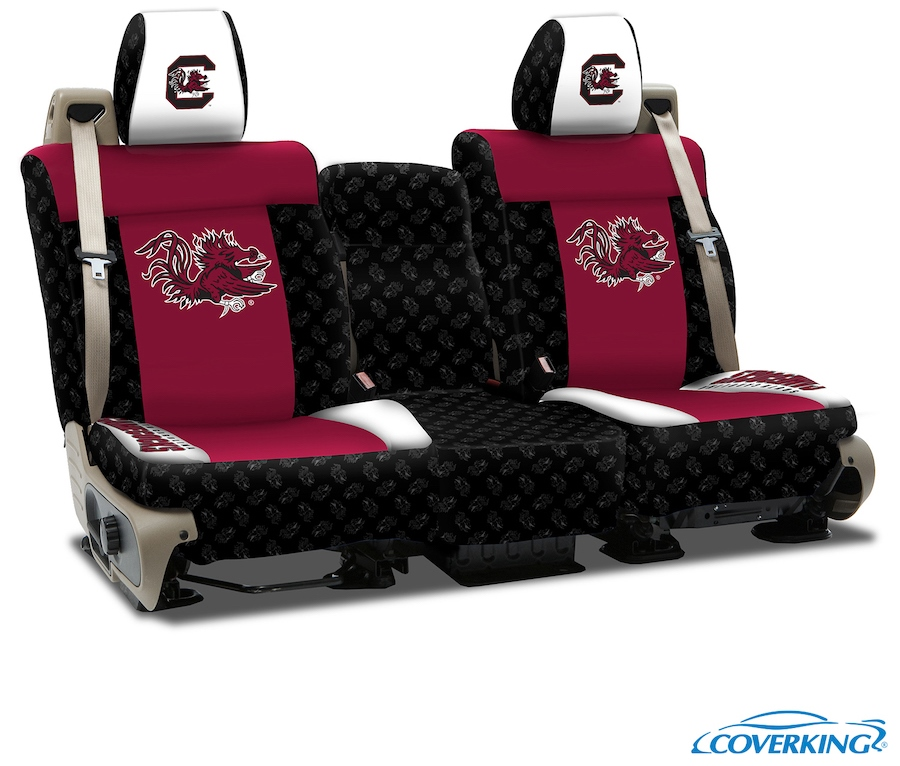 South Carolina College Seat Covers