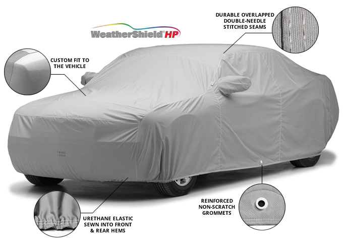 Covercraft WeatherShield HP Car Cover