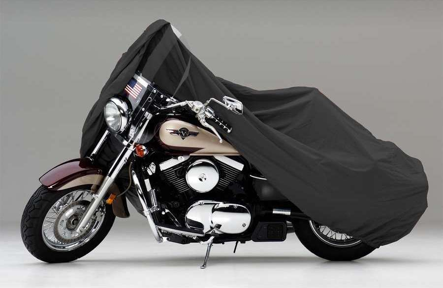 Covercraft Weathershield Custom Motorcycle Covers