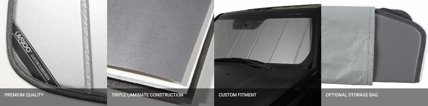 Covercraft Windshield Sun Shields