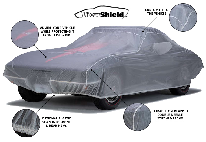 Covercraft ViewShield Car Cover