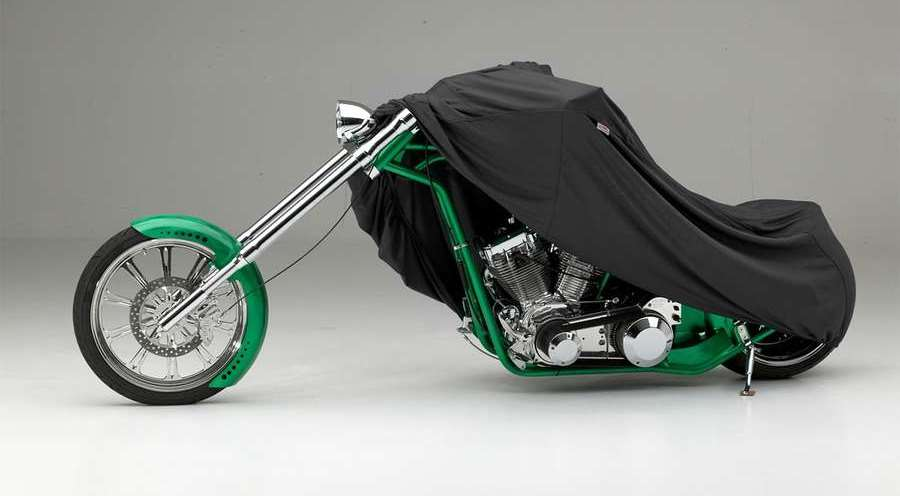 Form-Fit Indoor Motorcycle Covers
