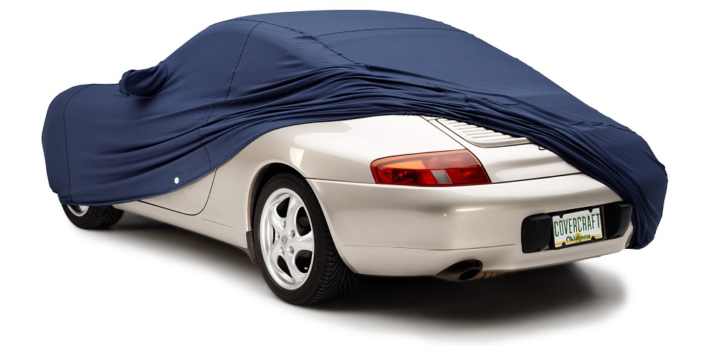 Silver Gray FF123FG Covercraft Custom Fit Form-Fit Series Car Cover