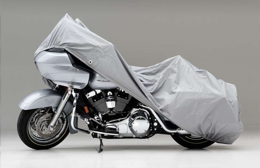 Custom Fit Harley-Davidson Motorcycle Covers