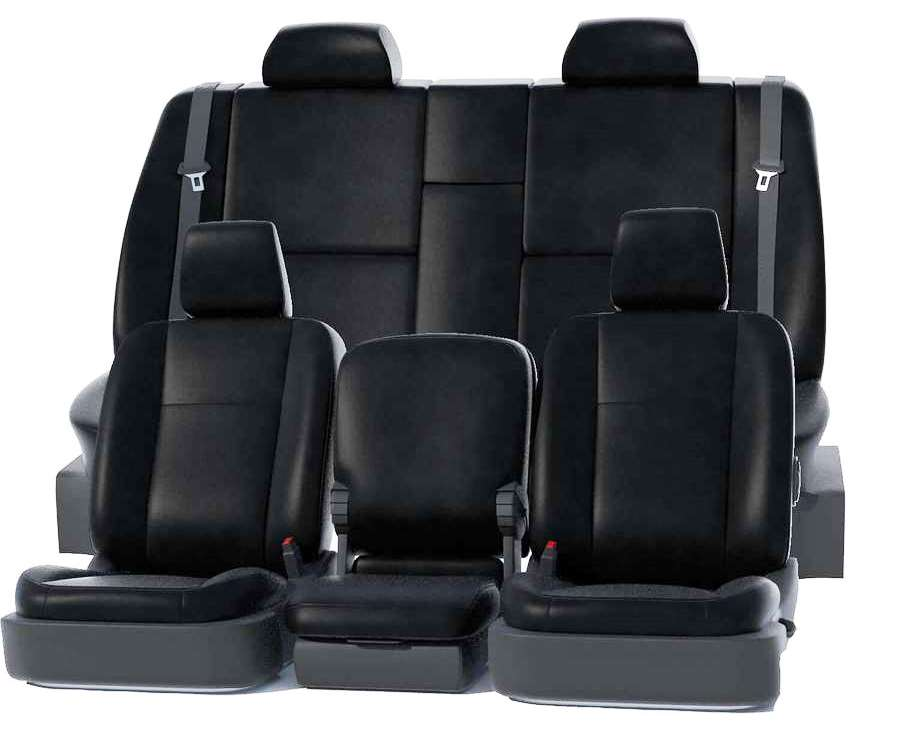 Precision Fit Leatherette Seat Covers