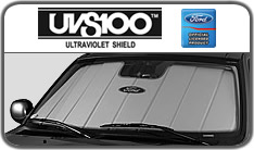 Ford Logo Sunshield