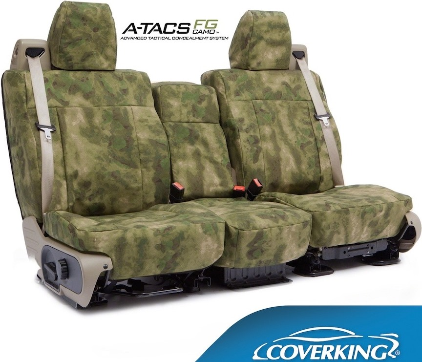 Coverking A TACS Seat Covers