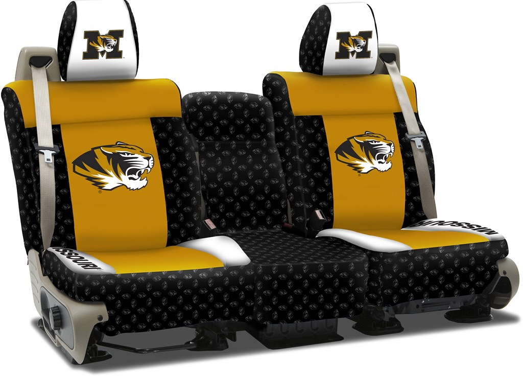 Coverking Collegiate Car Seat Covers