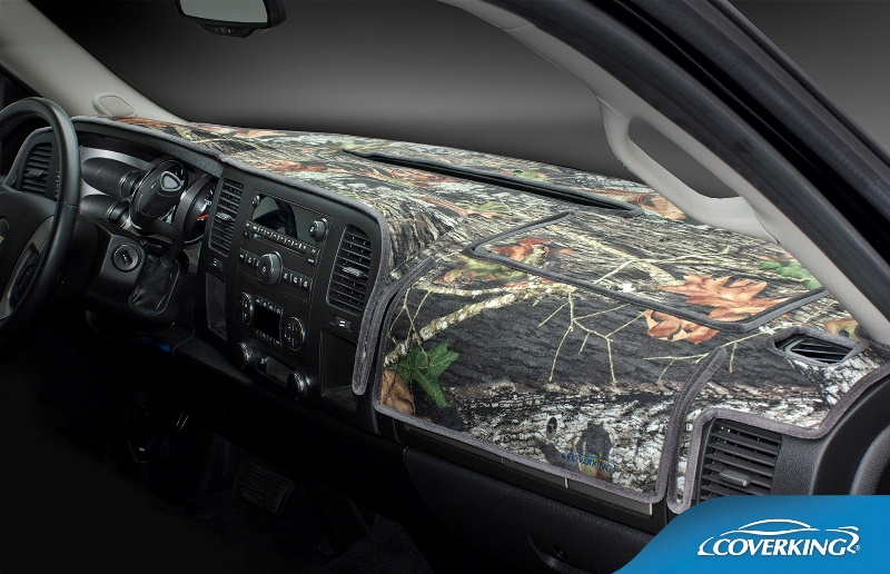 Coverking Camo DashBoard Covers
