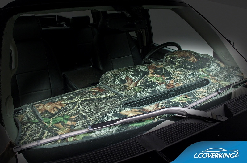 Coverking Camo Dash Covers