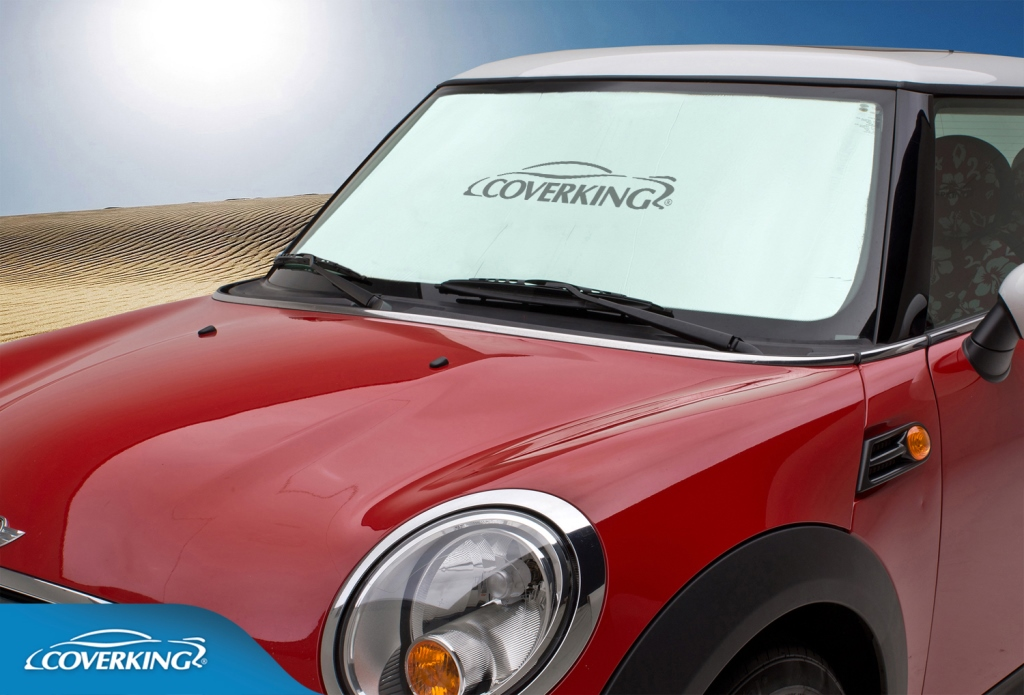 Coverking Windshield Sun Shield