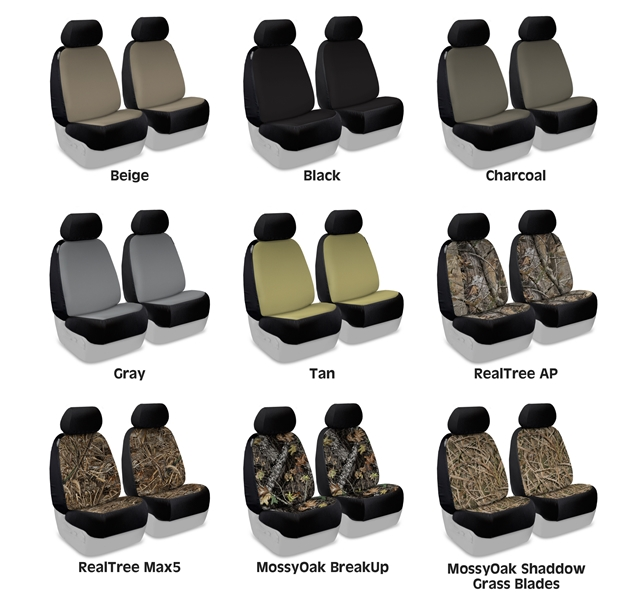 Coverking Value Car Seat Covers