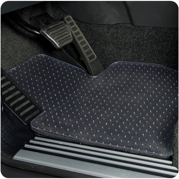 Coverking Clear Vinyl Floor Mats