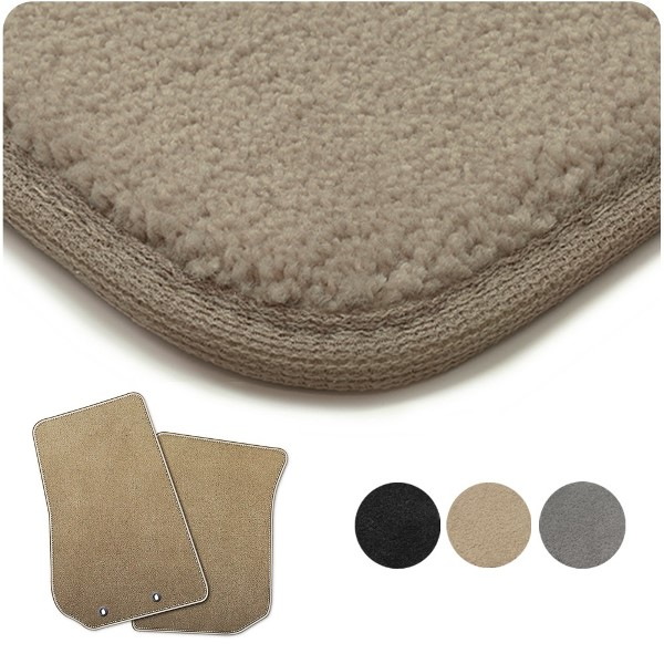 Coverking Luxury Plush Designer Car Floor Mats