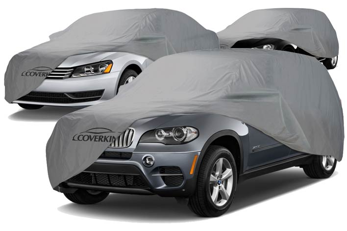 Coverking Universal Car Covers