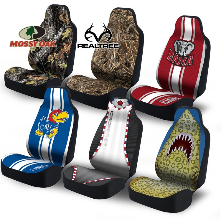 Coverking Universal Car Seat Covers