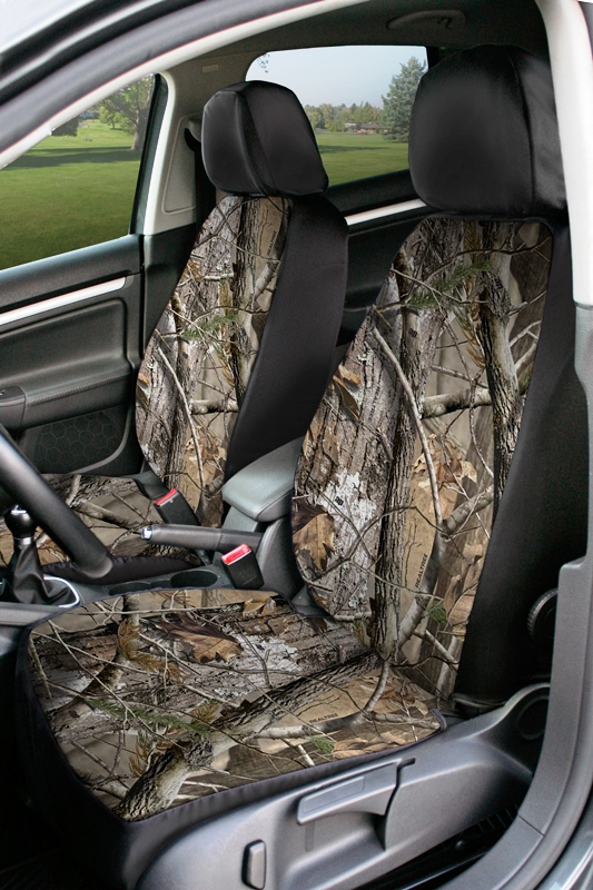 Coverking Value Custom Car Seat Covers: Real Tree AP