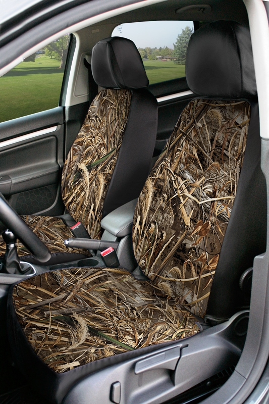 Coverking Value Custom Car Seat Covers: RealTree Max5