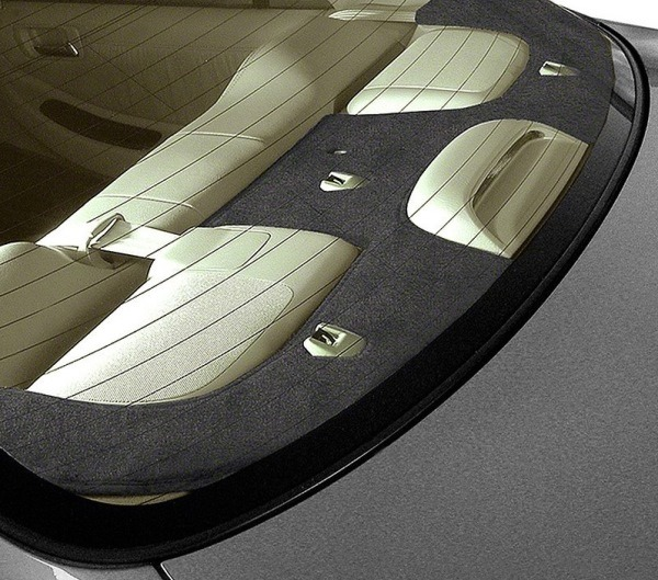 Coverking Suede Custom Rear Deck Cover