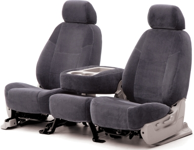 Velour Car Seat Covers