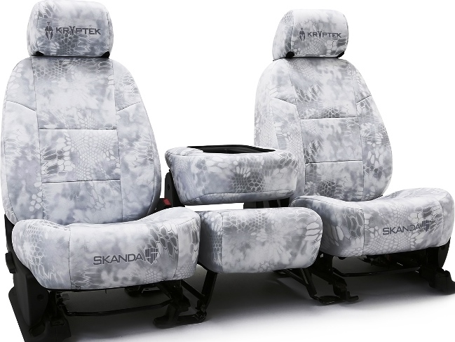 Skanda Seat Covers >> Coverking Neosupreme Kryptek Camo Custom Seat Covers