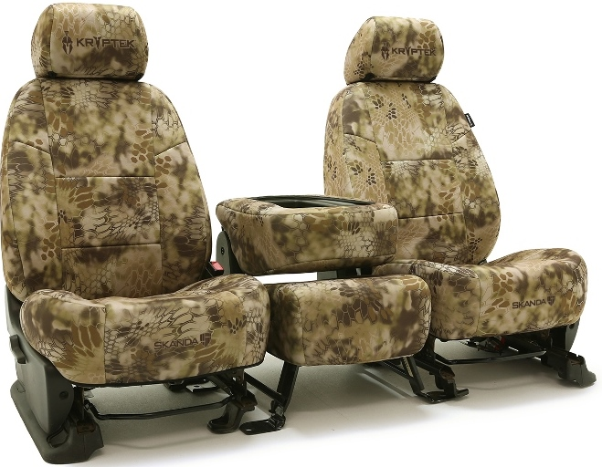 Coverking Kryptek Neosupreme Seat Covers