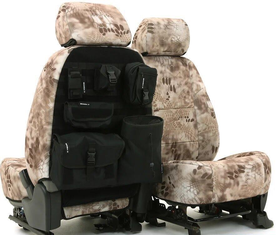Coverking Neosupreme Kryptek Tactical Car Seat Covers