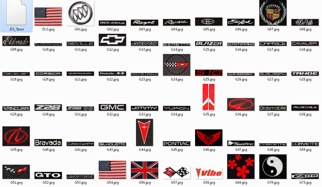 Coverking Logos