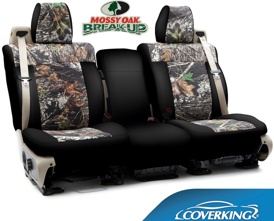 Coverking Mossy Oak Neosupreme Seat Covers