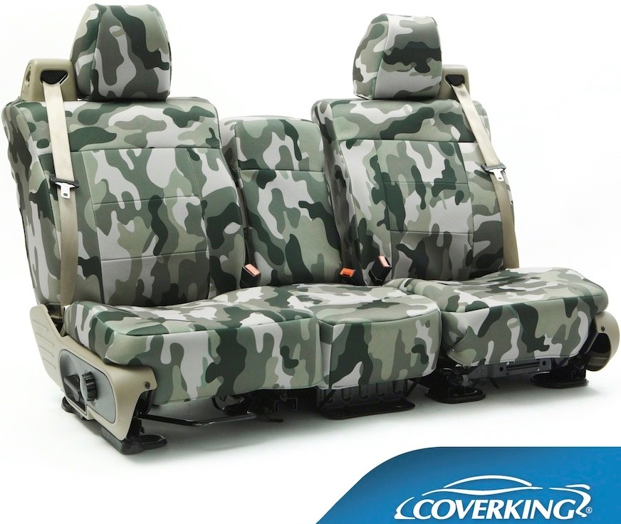 Coverking Traditional Neosupreme Seat Covers